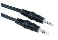 1m Audio-Kabel 3,5mm Klinke-Stecker für Lautsprecher Soundcable