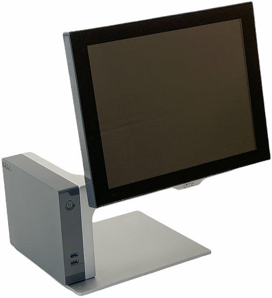 "Aures Sango Core i3 3217U @ 1,8GHz 4GB 64GB SSD 15"" TFT Touch Kassensystem"