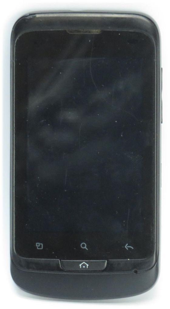 BASE Varia One Touch 918D Smartphone schwarz C-Ware (ohne Netzteil)