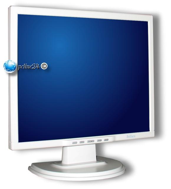 """17"""" TFT/LCD Monitor Belinea 1705 G1 VESA VGA vergilbt"""