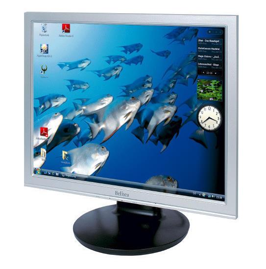 """17"""" LCD TFT Belinea 1705 S1 DVI 8ms"""