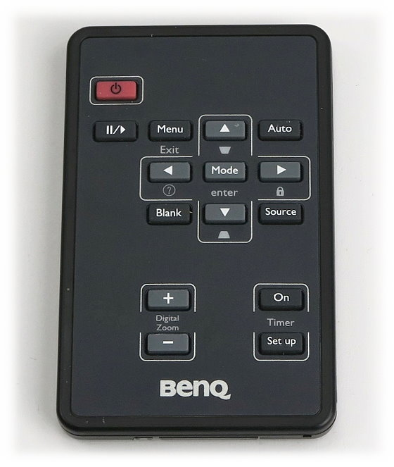 BenQ 5F.26J1K.271 Fernbedienung mp515st mp525st mp511c mp612c mp620 mp623 mp625p mp720p mp721c
