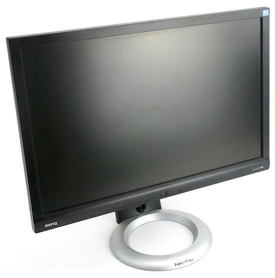 "22"" TFT LCD BenQ G2200W 1680 x 1050 Pivot D-Sub DVI-D Monitor"