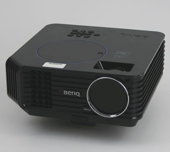 BenQ MP622c DLP Beamer Projektor defekt für Bastler