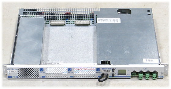 "Benning SlimLine Modular System 1500 Netzteil 48V 10A PoE im 19"" Rack"