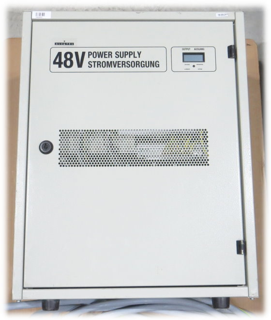 Benning E 230 Stromversorgung Power Supply 3x 48V 12(15)A für Alcatel Telefonanlage