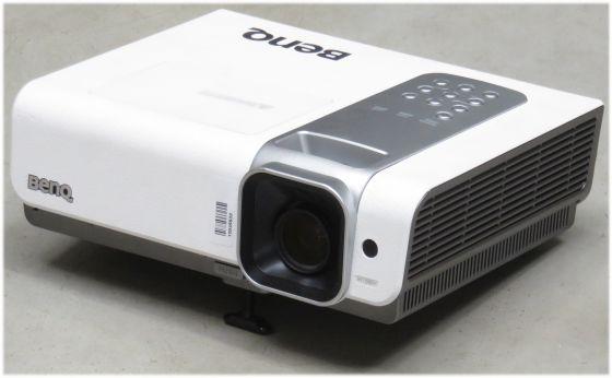 BenQ W1000+ Beamer DLP Beamer Projektor defekt ohne Lampe