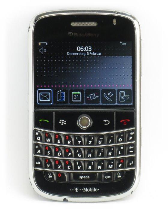 Blackberry Bold 9000 Handy mit Tastatur deutsch QWERTZ B-Ware