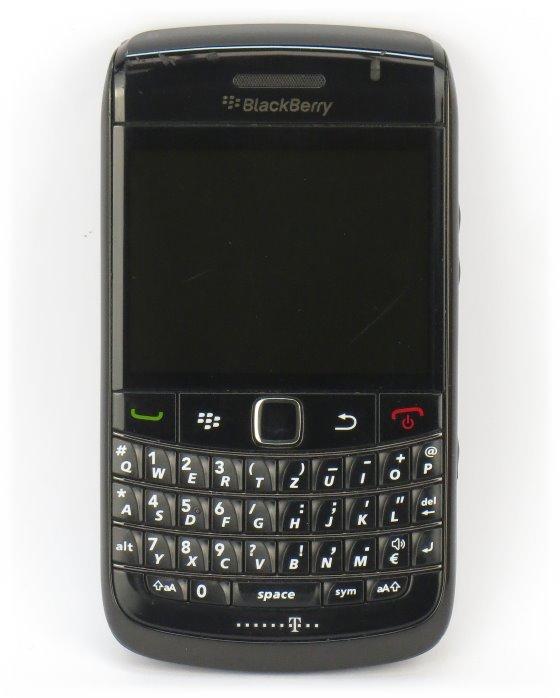 Blackberry Bold 9780 Handy mit Tastatur deutsch QWERTZ B- Ware