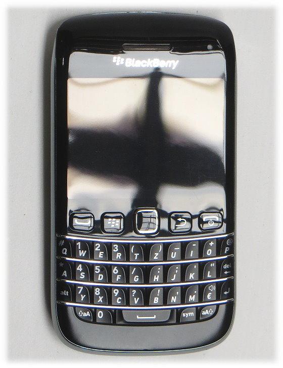Blackberry Bold 9790 Handy mit Tastatur deutsch QWERTZ defekt an Bastler