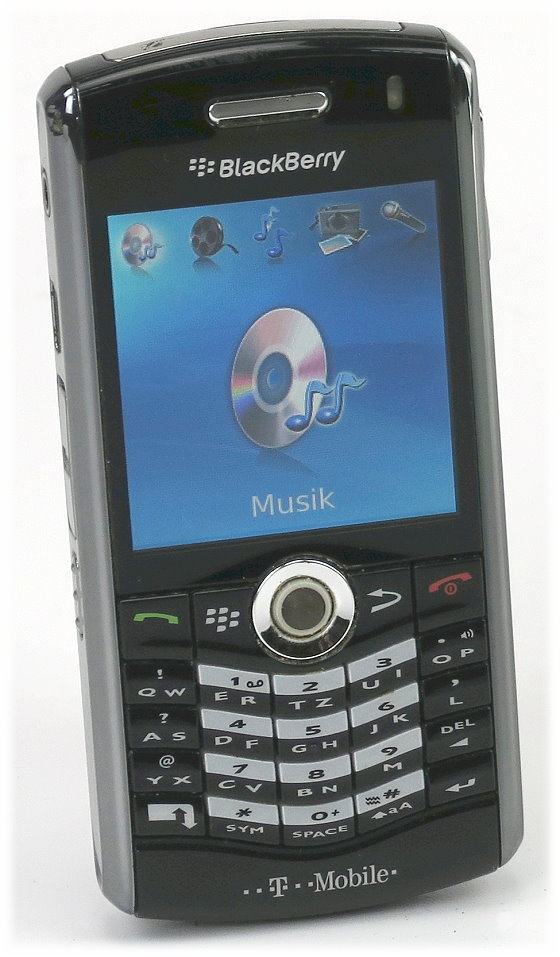 Blackberry Pearl 8110 Handy ohne SIMlock