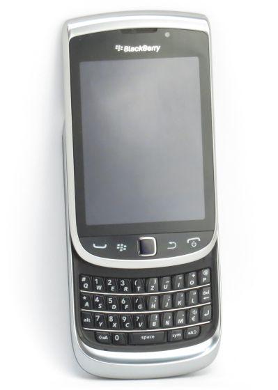 Blackberry Torch 9810 Smartphone 8GB 5MP (ohne Ladegerät)