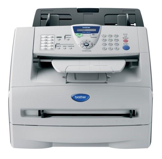 Brother FAX-2820 Faxgerät Laser-Kopierer inkl. Toner (Display defekt, sonst OK)