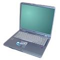 Fujitsu Siemens Lifebook C1110 Pentium M @ 1,6GHz 1GB 160GB DVD (ohne Netzteil)