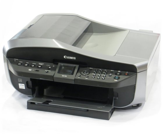 canon pixma mx700 fax kopierer scanner drucker ohne tinten. Black Bedroom Furniture Sets. Home Design Ideas