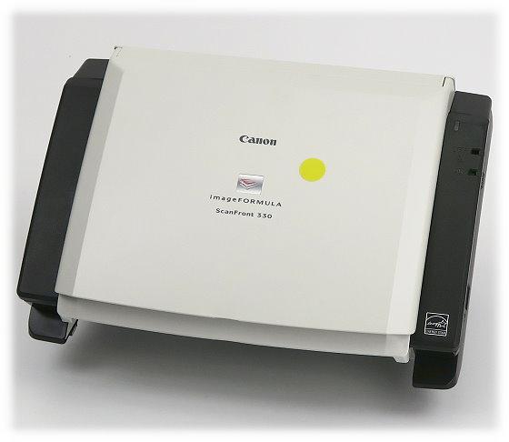 Canon ScanFront 330 Scanner Dokumentenscanner ADF beidseitig (ohne Netzteil)