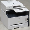 Canon i-SENSYS MF8050Cn All-in-One FAX Kopierer Scanner Farblaserdrucker defekt