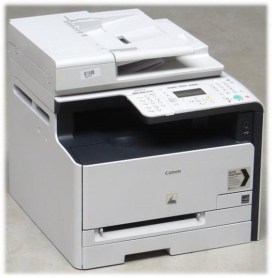 canon i sensys mf8050cn all in one fax kopierer scanner. Black Bedroom Furniture Sets. Home Design Ideas