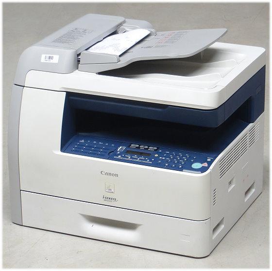 Canon i-Sensys MF6550 All-In-One Laserdrucker Scanner FAX Kopierer unter 50.000 Seiten