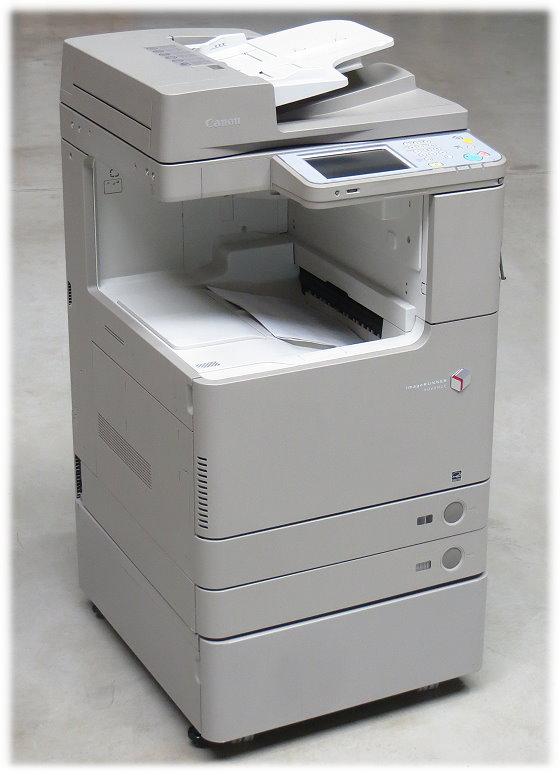 Canon iR-ADV C2225i DIN A3 Kopierer Scanner Farblaserdrucker 169.420 Seiten