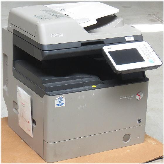 Canon iR-ADVANCE 400i All-in-One Kopierer Scanner Laserdrucker 13.990 Seiten