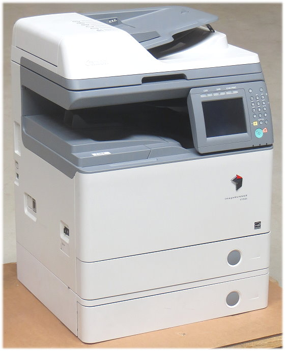 Canon imageRUNNER 1730i All-in-One FAX Kopierer Scanner Laserdrucker 31.600 Seiten