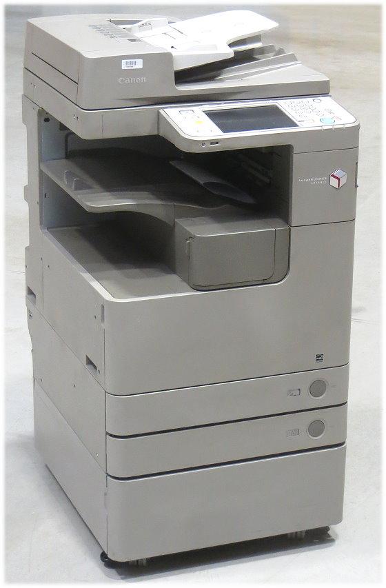 Canon imageRUNNER 4025i DIN A3 Kopierer Scanner Laserdrucker 238.430 Seiten