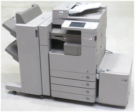 Canon ImageRUNNER 4035i DIN A3 FAX Kopierer Scanner Laserdrucker Finischer 374.300 S.