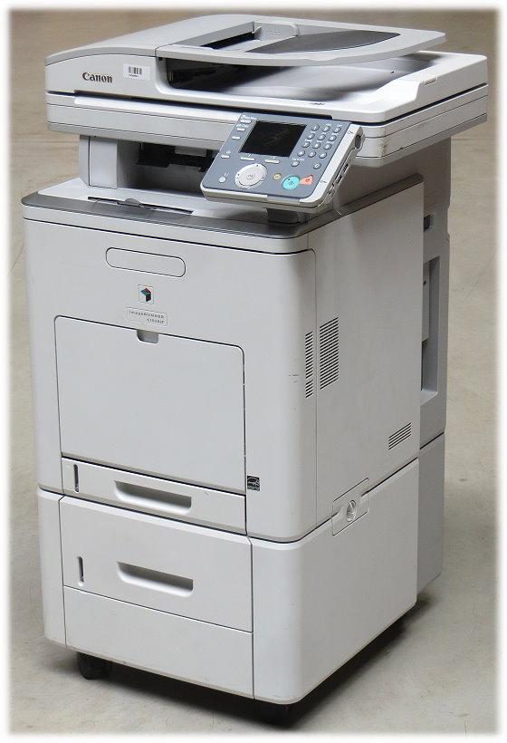 canon imagerunner c1028if fax kopierer scanner. Black Bedroom Furniture Sets. Home Design Ideas
