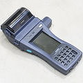Casio IT-3000M56E Handheld Printer Terminal Barcode/2D Scanner Bluetooth Windows CE