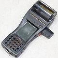 Casio IT-3100M56E Handscanner mit Thermo Drucker Bluetooth IP54 Terminal defekt