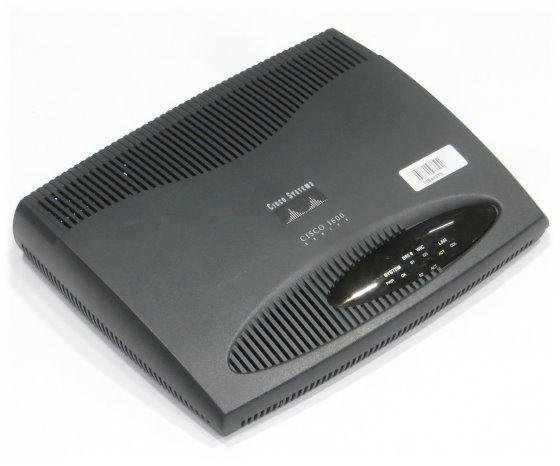 Cisco 1603-R ISDN Router ohne Netzteil