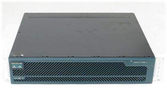 Cisco 3725 Access Router mit Modul Serial 4T