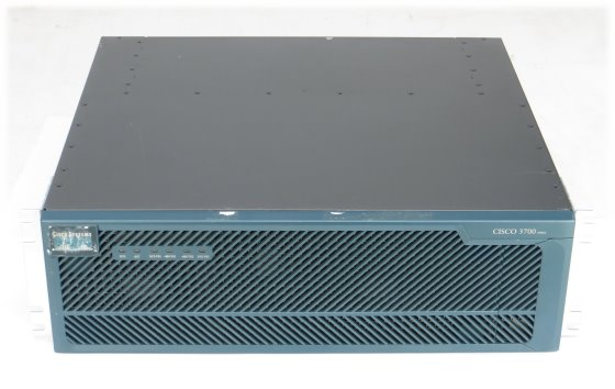 Cisco 3745 Router mit Modul 2FE2W-V2 2x Fast Ethernet