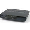 Cisco 876 Integrated Services Router ADSL over ISDN 4x Ethernet 100Mbps