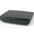 Cisco 876W ADSL over ISDN Wireless Router ohne Netzteil ohne Antennen