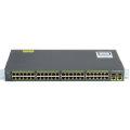 Cisco Catalyst 2960 48x Port Switch WS-C2960-48TC-L V10 (Passwort unbekannt)
