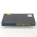 Cisco Catalyst 2960 Managed Switch 24x Gigabit + 2x SFP+ 10G mit Stacking Module