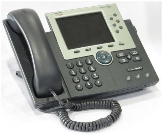 Cisco IP-Phone CP-7965G IP Telefon Business Telephone
