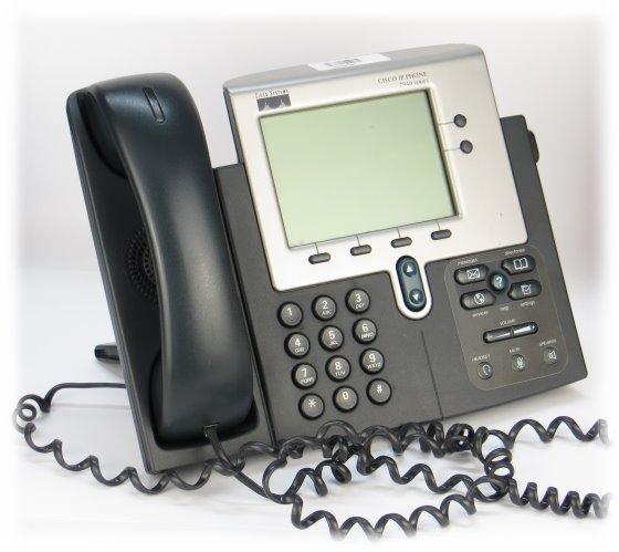 Cisco IP-Phone CP-7940G IP-Telefon ohne Netzteil