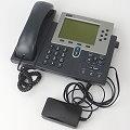 Cisco IP-Phone CP-7960G IP-Telefon mit Netzteil VoIP