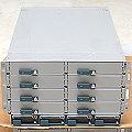 Cisco UCS 5108 Server Enclosure 2x UCS 2208XP 8x Lüfter 4x PSU 2500W