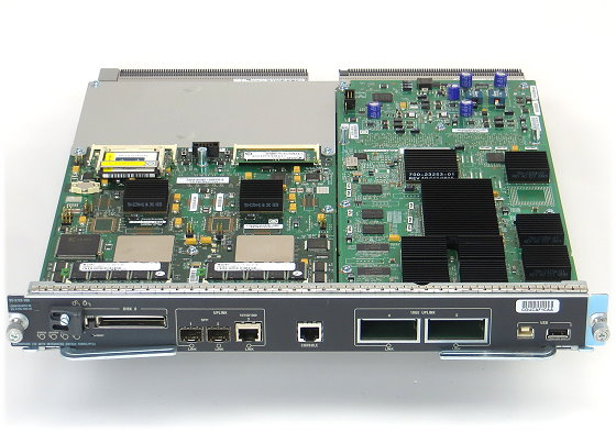 Cisco VS-S720-10G-3C Supervisor Engine 2x 10GbE für Catalyst 6500 / 7600 Series