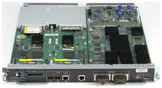 Cisco VS-S720-10G-3C Supervisor 2x 10Gbps für Cisco Catalyst 6500 Serie