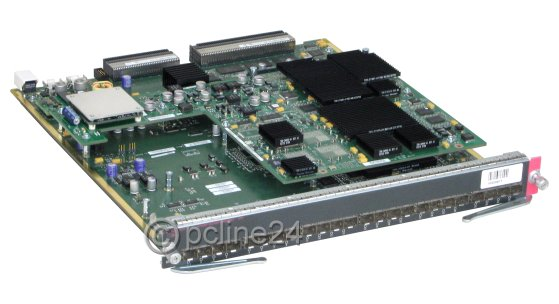 Cisco WS-X6724-SFP Switch Mixed Media Gigabit Ethernet Module für Catalyst 6500
