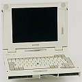 "10,4"" Compaq LTE 5100 Pentium 90MHz 40MB (ohne NT/HDD/Akku) norw. Retro"