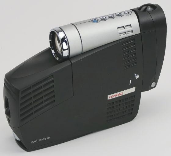 Compaq MP2810 DLP Beamer defekt für Bastler