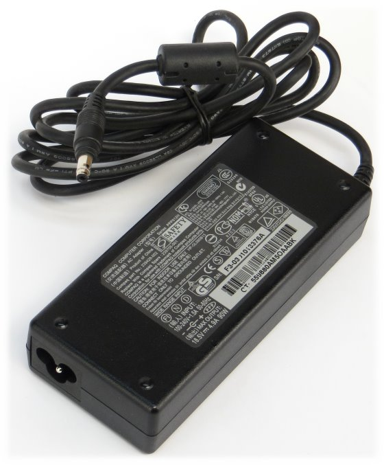 Compaq PPP012H Netzteil 18,5V 4,9A 90W für NC6110 NC6120 n800w n620c