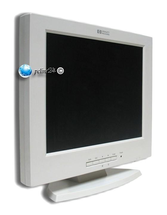 "15"" HP LCD TFT D5061A Monitor D5061-80031"