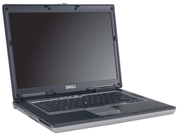 "15,4"" Dell Latitude D830 Intel Core 2 Duo T7250 @ 2GHz 2GB 160GB Combo"